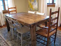 Flimsypi Build Your Own Dining Room Table