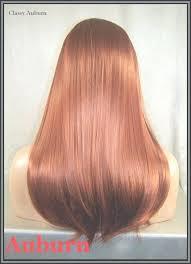 Rich Auburn Hair Color Dark Red With Caramel Highlights