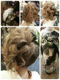 成人式mahalo Hair Salon所属難波京子のヘアカタログミニモ