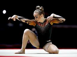 the international gymnastics federation just banned heavy makeup from peions glamour
