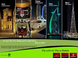 Dubai Department of Tourism and Commerce Marketing