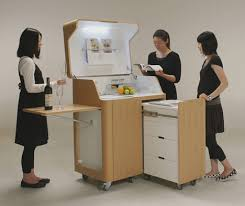 office kitchen furniture. Compact Kitchen In Box Office Furniture