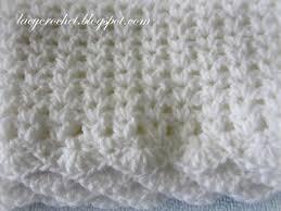 V Stitch Crochet Pattern