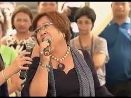Image result for  Big Photos of Duterte with Delima