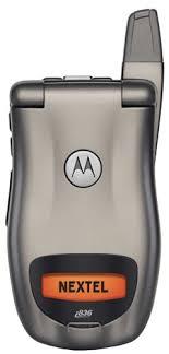 motorola i930. motorola i836 phone (nextel) i930