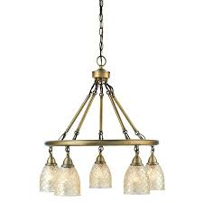 supply engageri org wp content uploads 2017 03 chandelier crystals magnetic allen roth lynlore 2402 in 5 light old brass vintage mercury glass