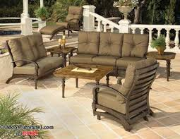 Small Picture The all weather outdoor furniture set is very comfortable