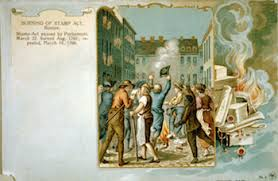 what was the stamp act of definition summary stamp act