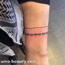 Tattoo Náramek Je Skvělá Volba Pro Jemné A Jemné Vzory Csuma