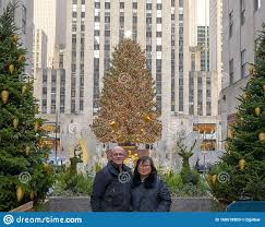 2019 Iconic Rockefeller Christmas Tree ...