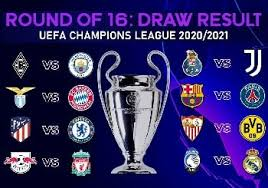 All is set and all the attention today is on the europe's biggest tournament featuring all the best clubs in europe, the champions league. 2021 Uefa Champions League Round Of 16 Preview Predictions My Football Facts