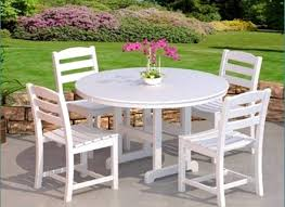 recycled plastic outdoor furniture canada