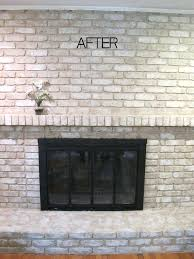 should i paint my brick fireplace tutorial how to paint a brick fireplace paint brick fireplace
