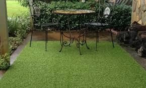 best 0896410003041 b belle verde ventura grass rug 5x7 artificial grass