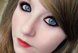emo scene makeup and hair tutorial 2016 you