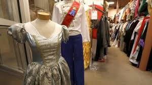 Check Out Where To Find One Of A Kind Halloween Costume In Springfield