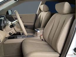 2007 nissan murano front seat