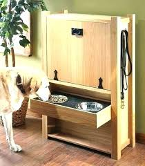 wooden dog bowl stand gallery of gorgeous feeding station projects wood food dish home improvement es