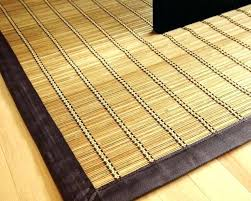 bamboo area rug over carpet outdoor rugs contemporary 8x10 best choice bamboo rug
