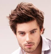 Spiky Hair Style 2016 messy spiky hairstyle mens messy spiky hairstyles simplehairstyles 3367 by wearticles.com