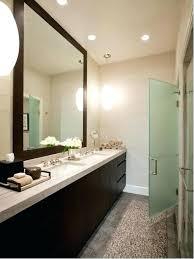 framed bathroom mirrors diy. Frame Bathroom Mirror Framed For Brilliant Household Vanity Mirrors Plan . Diy