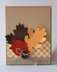 42 Awesome Stock Of Homemade Thanksgiving Cards Paranormal Jp Com