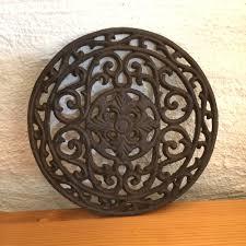 Antikas Ofengitter Rund Antike Luftgitter Kamin