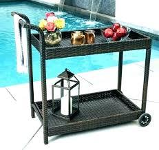 outdoor storage cart outdoor serving cart on wheels serving carts on wheels small serving cart outdoor outdoor storage cart