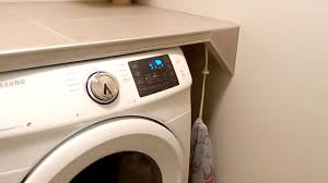 Washer Dryer Shelf Tile Countertop Cover Shelf Over Washer And Dryer Building