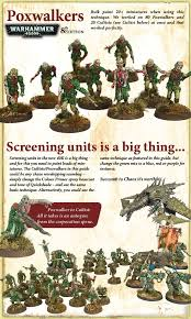 painting poxwalkers from the warhammer 40k 8th edition boxed set
