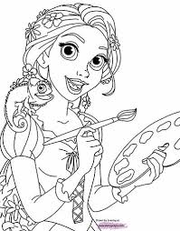 Small Picture 170 FREE Tangled Coloring Pages Sept 2017 Rapunzel Coloring Pages