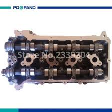 Motor Engine 2TR 2TR FE 2TRFE Assembly cylinder head 11101 75200 ...