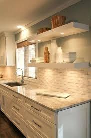 kitchen counter back splash granite counters with white subway kitchen cabinet and backsplash ideas kitchen counter back splash