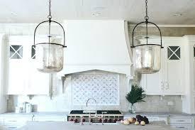 mercury glass kitchen pendant lights large bell shaped light full size