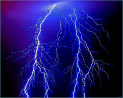 Blue Lightning Wallpapers - Top Free ...