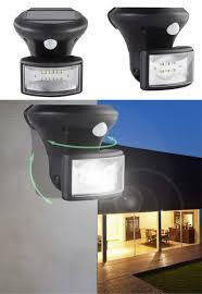 1695 Ipv 3995 Draadloze Solar Led Buitenlamp Inclusief Bewegingssensor Verlicht De Tuin
