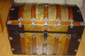Steamer Trunk Furniture Shenandoah Restoration Trunk Hardware Trunk Restorers