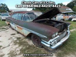 1958 Chevrolet Biscayne for Sale on ClassicCars.com