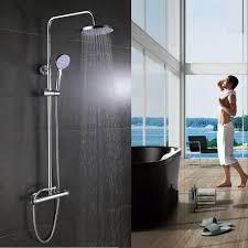 Duschsystemthermostat Duscharmatur Brausearmatur Regendusche