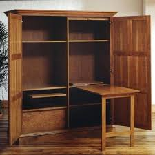 home office armoire furniture small