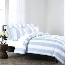 wamsutta vintage linen duvet cover vintage stripe washed linen duvet cover set free
