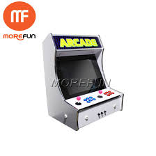 high quality factory 17 inch lcd 60 in 1 home table counter top arcade machine