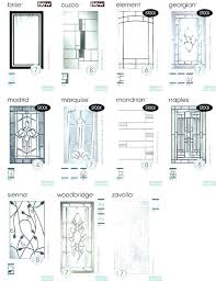 front door oval glass inserts replacements replacement