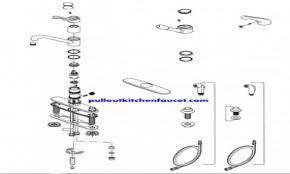 Kitchen  View Delta Single Handle Kitchen Faucet Repair Home - Kitchen faucet repair