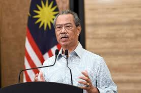Malaysian prime minister muhyiddin yassin is under quarantine after an official tested positive for malaysian prime minister muhyiddin yassin travelled to his home state of johor on his first day on. Who S For Muhyiddin Who Isn T And Why Not Today