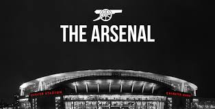 Logo first created in 1949, was first used on kits in 1990. Arsenal Logo Black And White