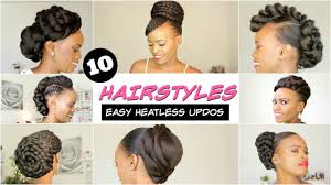 2018 Spring & <b>Summer Natural</b> Hairstyles for Black <b>Women</b> - YouTube