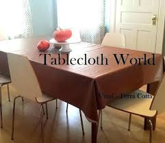 round plastic tablecloths with elastic vinyl tablecloth clear plastic tablecloth with elastic