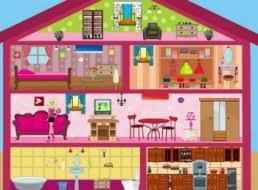Small Picture The 25 best Barbie house decoration games ideas on Pinterest