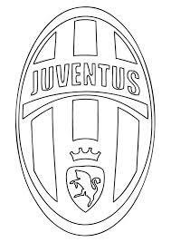 Disegni Da Colorare Juventus Fredrotgans